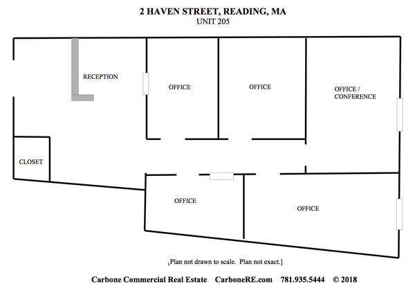 View picture of 2 Haven Street 205