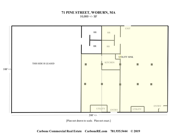 View picture of 71 Pine Street 10,000sf